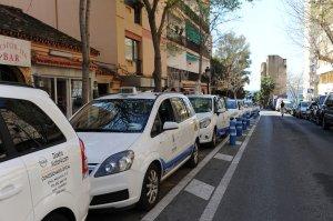 Los taxistas de Marbella claman contra la huelga anunciada para Semana Santa