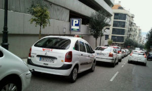 protesta-taxis-vigo
