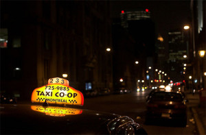 Taxi-Montreal