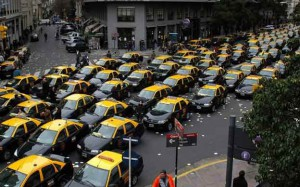 Muchos taxis