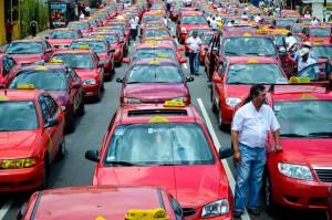 taxi-protest-costa-rica