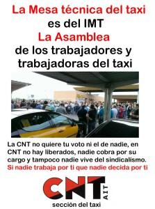 asamblea taxi