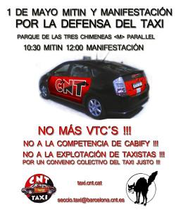 1 mayo taxi defnitivo mitin